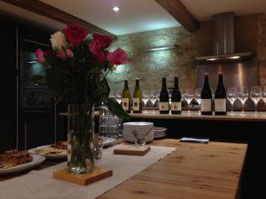 Domaine au perisson-degustation vin entras-armaganc